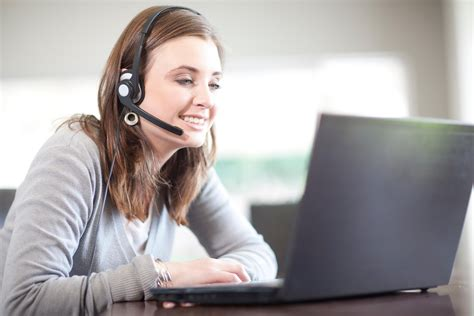 home work at home call center