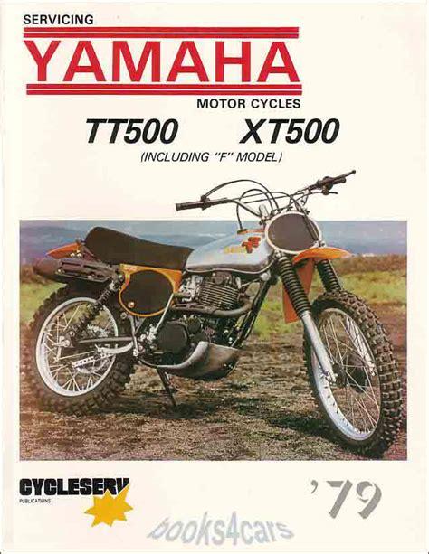 wiring diagram 1976 yamaha xt500 yamaha xj1100 wiring