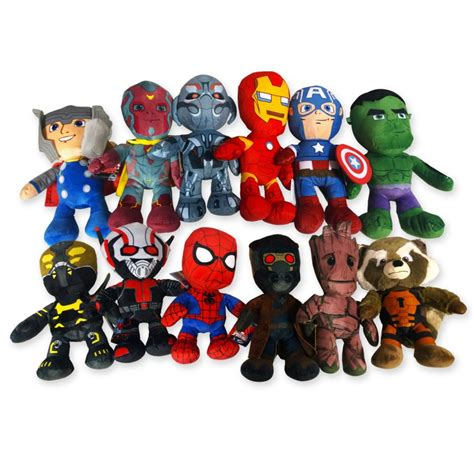 Figure Marvel Collection 25cm Pa marvel superheroes plush 25cm choose one original