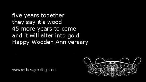 5th Wedding Anniversary Quotes For by 5th Wedding Anniversary Quotes And Sayings Invitation Wordings