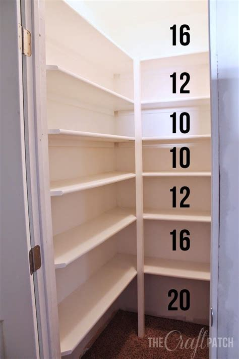 How To Build A Kitchen Pantry by 17 Best Ideas About Build Shelves On Diy Shelving Shed Shelving And Diy Furniture