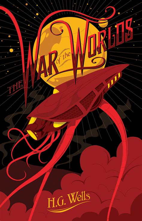 best hg books war of the worlds by mikemahle on deviantart
