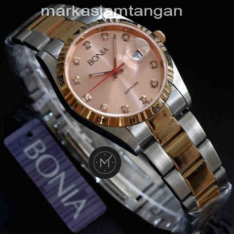 Bonia Jam Tangan Wanita Bn 341 Original jual jam tangan wanita bonia bn 147 stainless steel original di lapak markasjamtangan