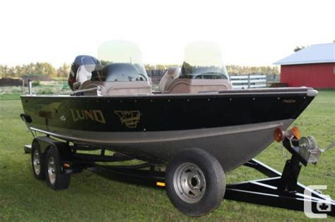 aluminum boats for sale grande prairie 2001 lund pro v boat for sale in grande prairie alberta