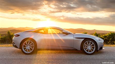 90s aston martin 2017 aston martin db11 lightning silver side hd