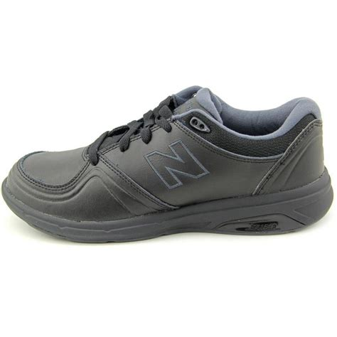black athletic shoes womens new balance mw813 2e black walking shoe athletic