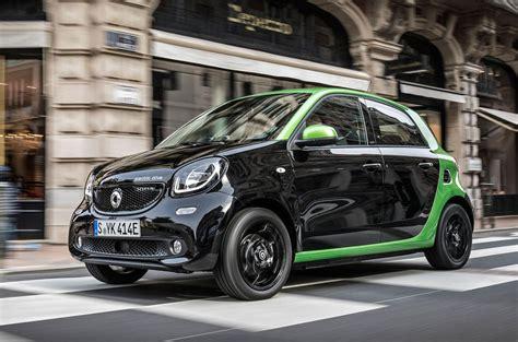 mercedes smart car reviews smart forfour electric drive 2017 review review autocar