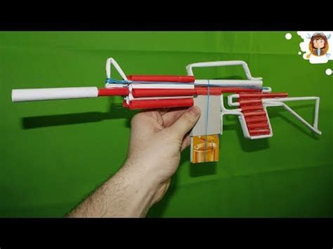 How To Make Paper Weapons That Work - pixel gun 3d prototype up2 review funnydog tv