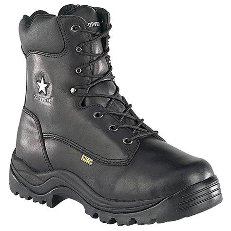 converse work boots s converse 174 8 quot steel toe metatarsal guard