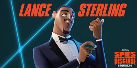 filme schauen spies in disguise first character posters for animated film spies in disguise