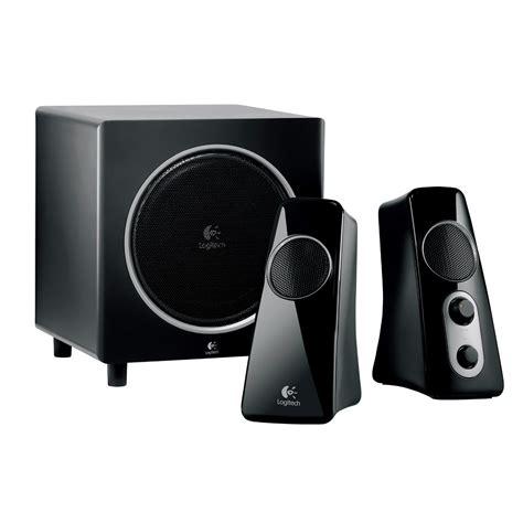 Speaker Logitech Z523 logitech speaker system z523 with subwoofer the tech journal