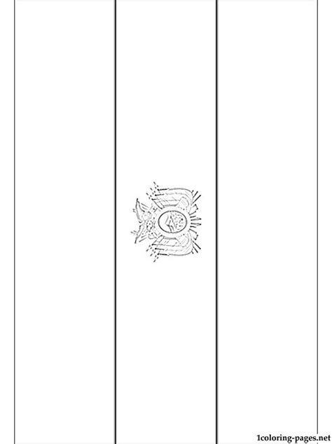 Bolivia Flag Coloring Page Coloring Pages Flag Of Bolivia Coloring Page