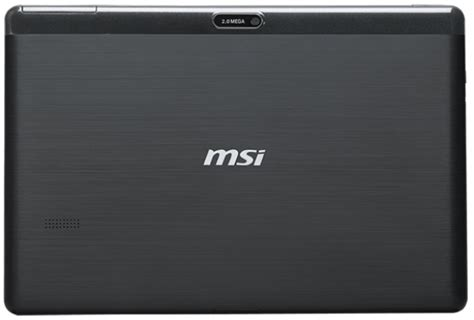 msi    windows  tablet launched