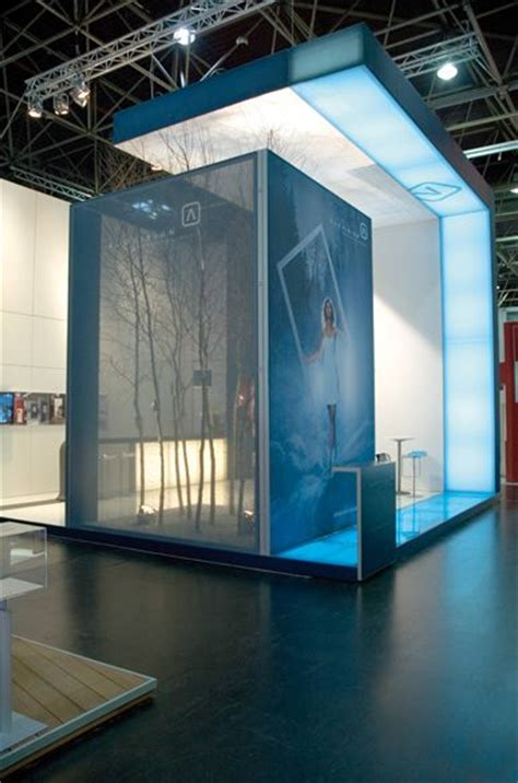 booth design lighting aluvision modular exhibit systems exhibitor magazine s