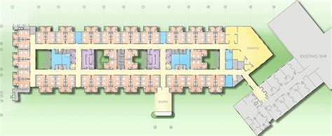 nursing home design concepts nursing home design sonora rehabilitation care center