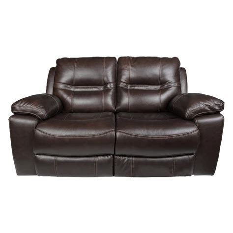 Dual Loveseat Recliners by Ruby Dual Reclining Loveseat Wg R Furniture