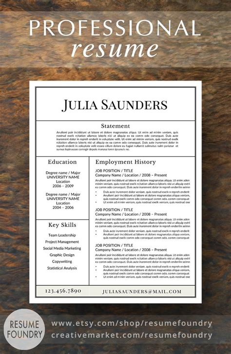 free resume sample collection resumes and cover letters