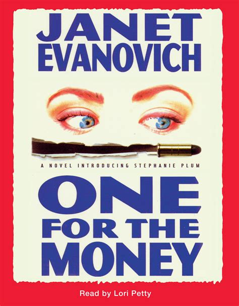by janet evanovich one for the money one for the money audiobook by janet evanovich lori petty