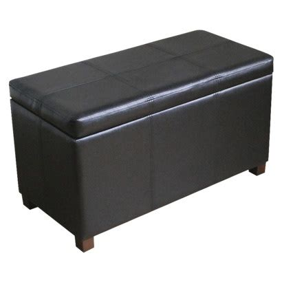 double storage ottoman bench black double storage ottoman bench for the crib
