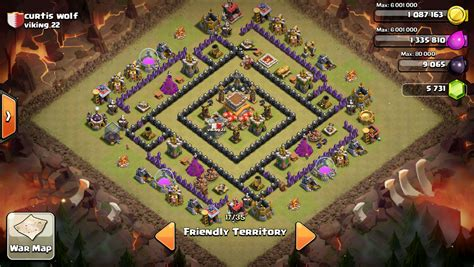 coc layout anti gowipe th8 th8 war base anti dragon www pixshark com images