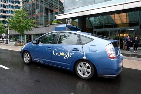 design google car google s driverless car draws political power wsj