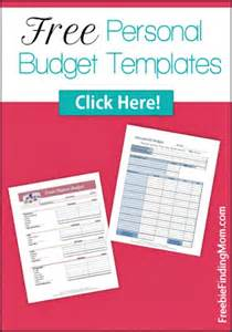Free Monthly Budget Templates Printable 29 Free Home Organization Printables