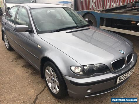 2003 bmw 318i for sale in the united kingdom