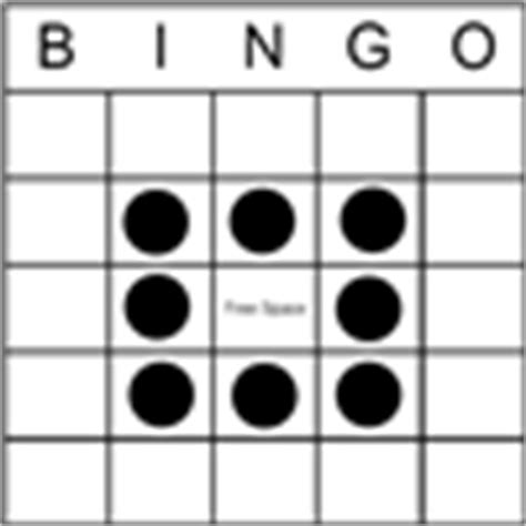 christmas tree bingo pattern bingo game pattern christmas tree