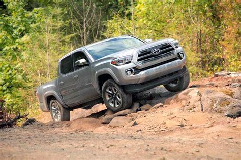 2019 Toyota Tacoma Review Release Regular Cab   spirotours.com