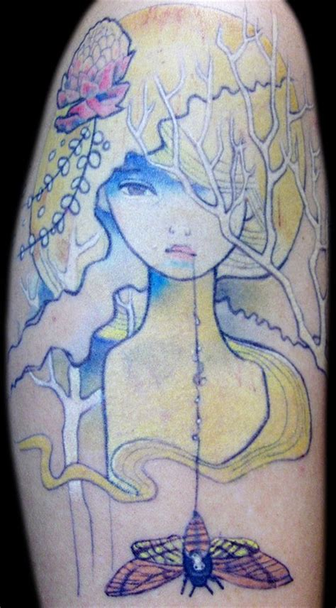 audrey kawasaki tattoo tattoos