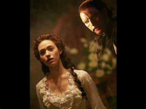 emmy rossum youtube phantom of the opera the phantom of the opera nightwish emmy rossum gerard
