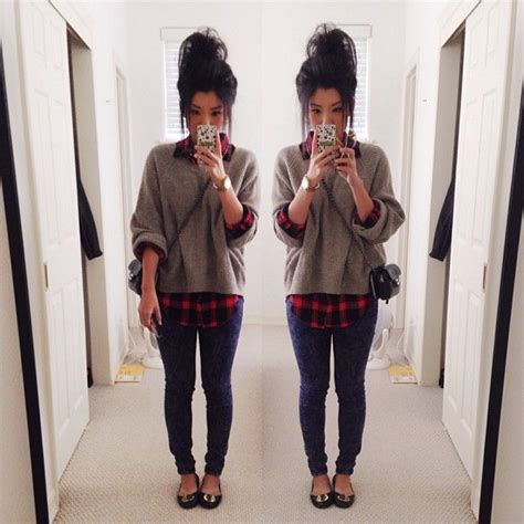 Who Wore It Better Wang Buffalo Plaid Cardigan by 25 Best Ideas About Flannel On