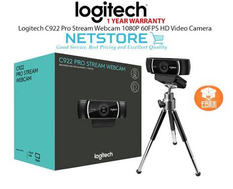 Logitech C922 Pro T0210 logitech c922 pro 1080 end 5 27 2019 4 15 pm
