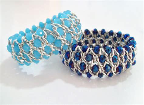 chain and bead bracelet chain bracelet diy make beaded chain bracelet nbeads