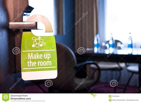 make up the room make up the room sign stock images image 13910294