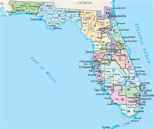 florida senate district map court orders florida s congressional districts redrawn