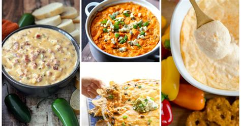 24 easy party dips that will make you a legend