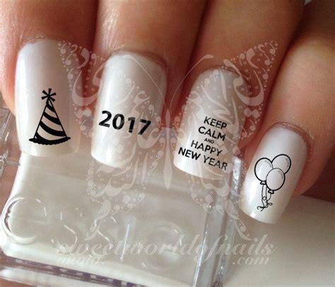 Keep Calm Nail Stickers