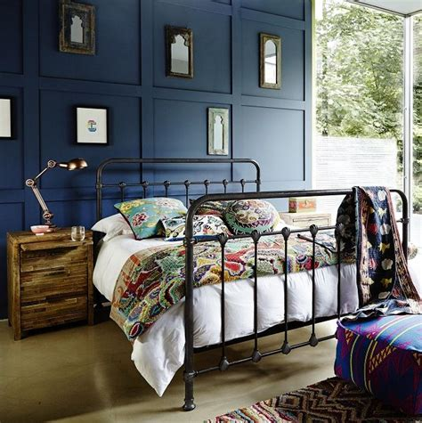 the 25 best industrial bed frame ideas on pinterest