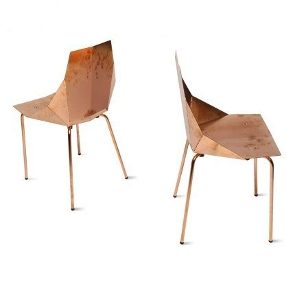 Real Chair Copper Copper Real Chair Coco Lapine Designcoco Lapine Design