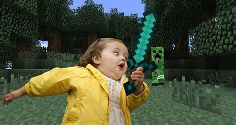 Chubby Girl Running Meme