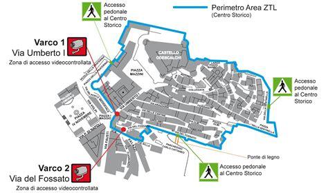 ufficio ztl roma ztl bracciano mappa orari telecamere parcheggi