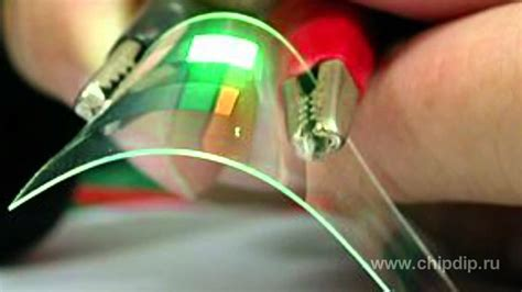 light emitting diode technology organic light emitting diodes