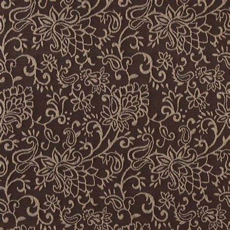 modern floral upholstery fabric brown contemporary floral designed woven upholstery