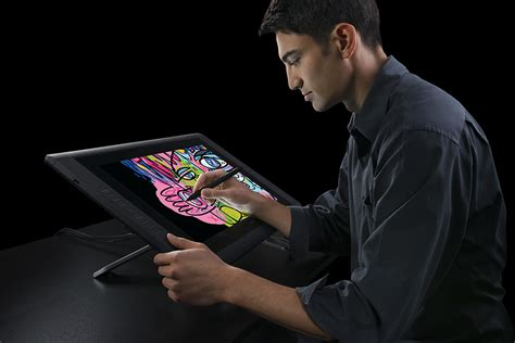 Gamis Cantiq cintiq 22hd interactive pen display wacom
