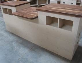used countertops for sale custom rustic wood wrap sales counter cubbies ada
