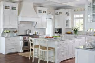Victorian Style Kitchen Faucets by White Cottage Kitchen Traditional Kitchen Grand
