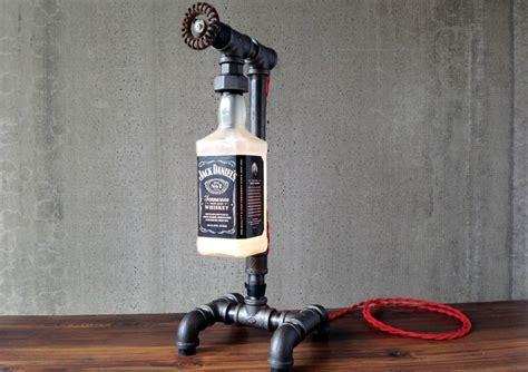 Jack Daniels Bottle Lamp Gearmoose