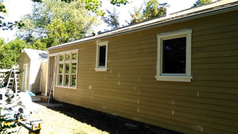 how to start siding a house how to start siding a house starting siding project next week roofing siding diy