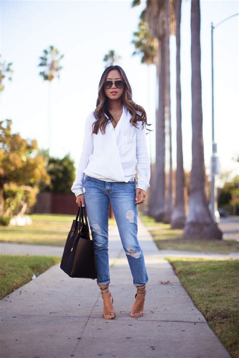 White Song Shirt white shirt and blue song of style bloglovin